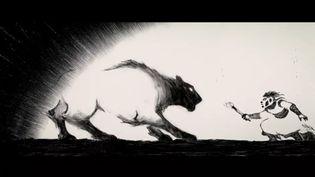 Cinéma : Traces, un court métrage d'animation français, en lice pour les Oscars (FRANCE 3)