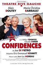 """Affiche de """"Confidences"""""""