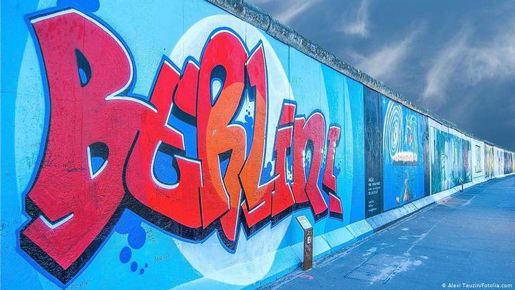 """Un """"remède"""" homéopathique… aux extraits du mur de Berlin! (© Fotolia)"""