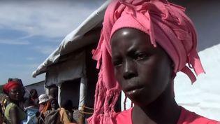 Le Soudan du Sud, indépendant du Soudan depuis 2011, a plongé en décembre 2013 dans une guerre civile qui a fait des dizaines de milliers de morts et plus de 3 millions de déplacés. (GILLES GALLINARO / RADIO FRANCE)