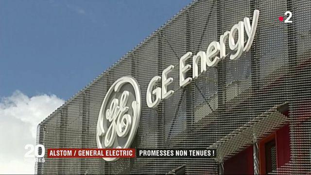 Emploi : General Electric, des promesses non tenues !