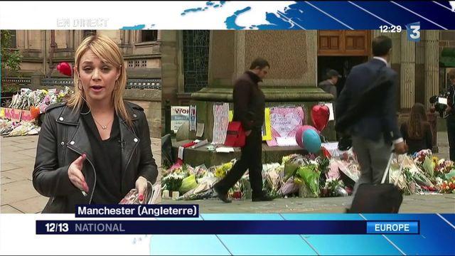 Attentat de Manchester : une ville bouleversée
