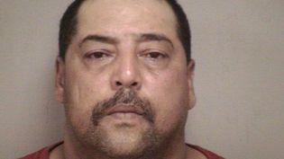 Elias Acevedo, le 17 octobre 2013 lors de son arrestation à Cleveland (Etats-Unis). (REUTERS)