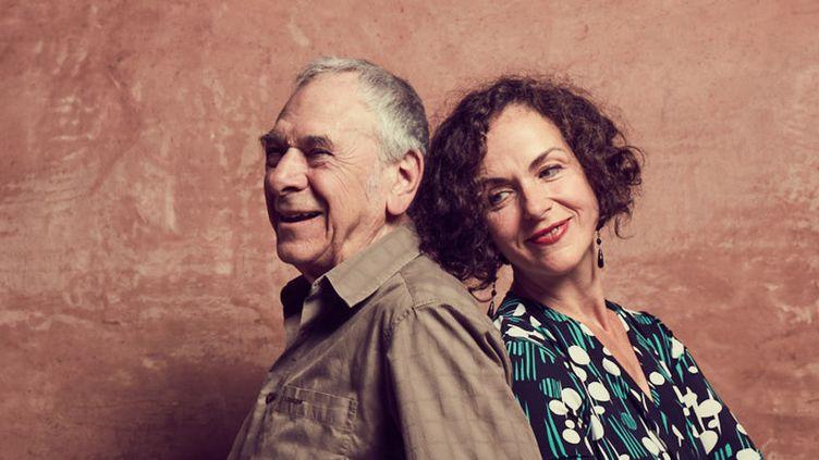 René Urtreger et Agnès Desarthe (2017)  (Pierrick Guidou)