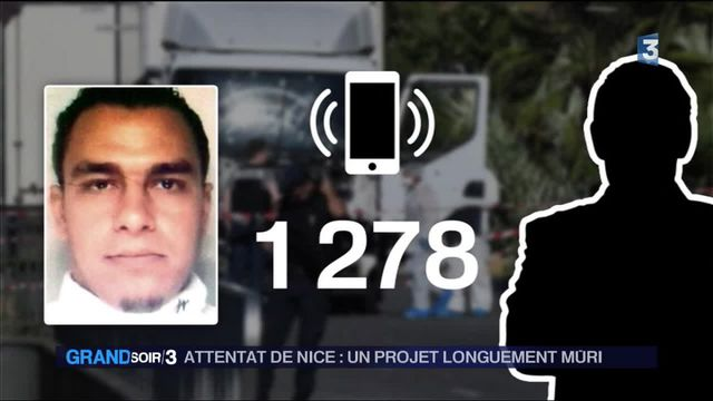 Attentat de Nice : un projet longuement mûri