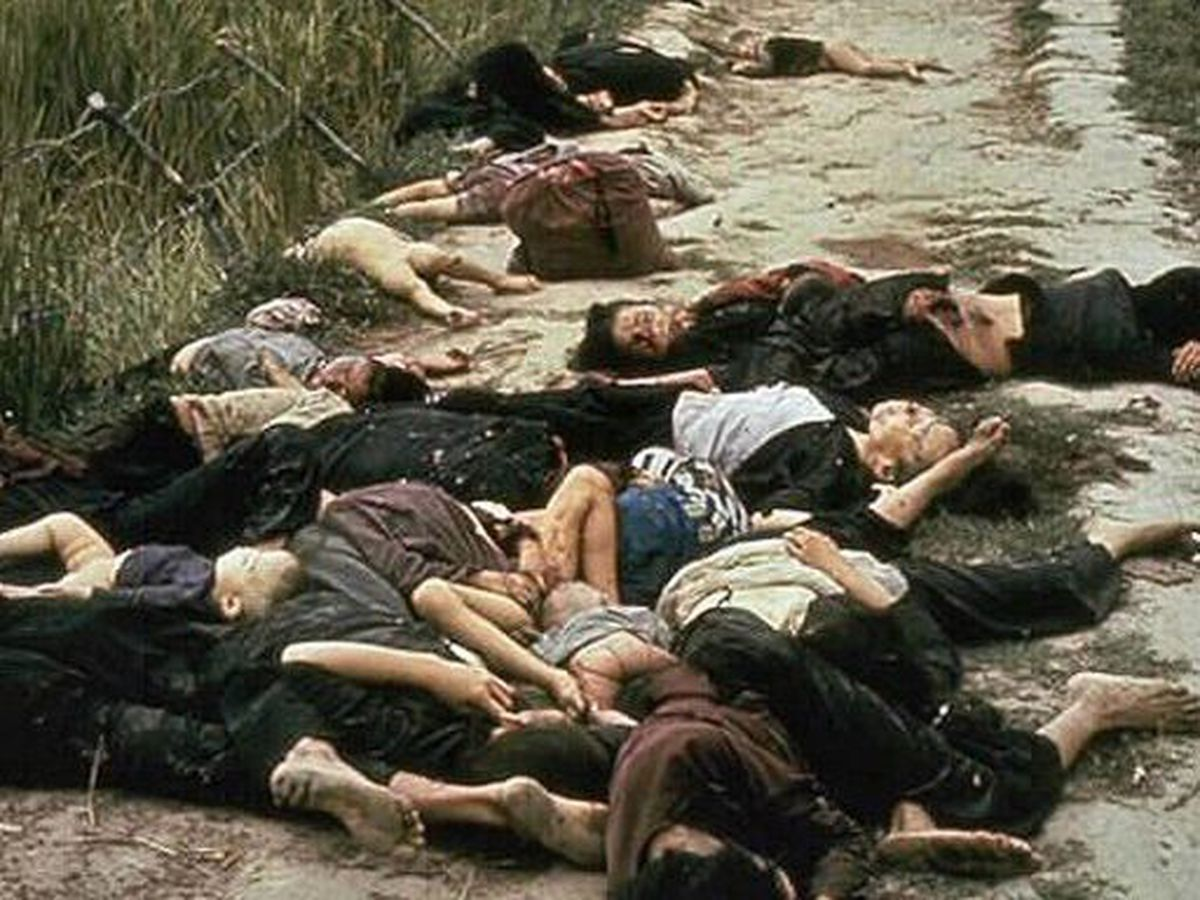 Guerre du Vietnam: l'auteur du scoop de My Lai en 68 sur les lieux du massacre