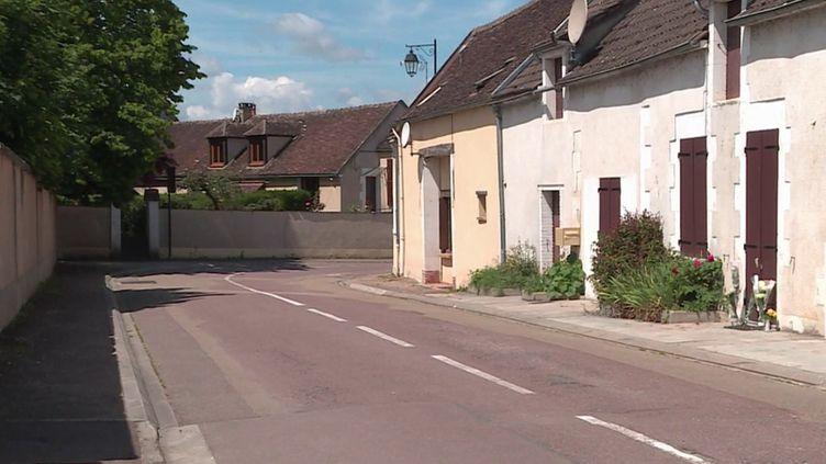 Féminicide à Monéteau : les habitants sous le choc et émus (CAPTURE D'ÉCRAN FRANCE 3)