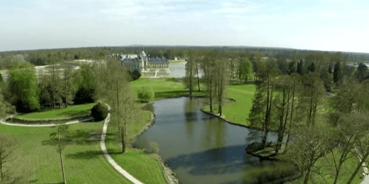 Jardin anglais de Chantilly  (France 2)