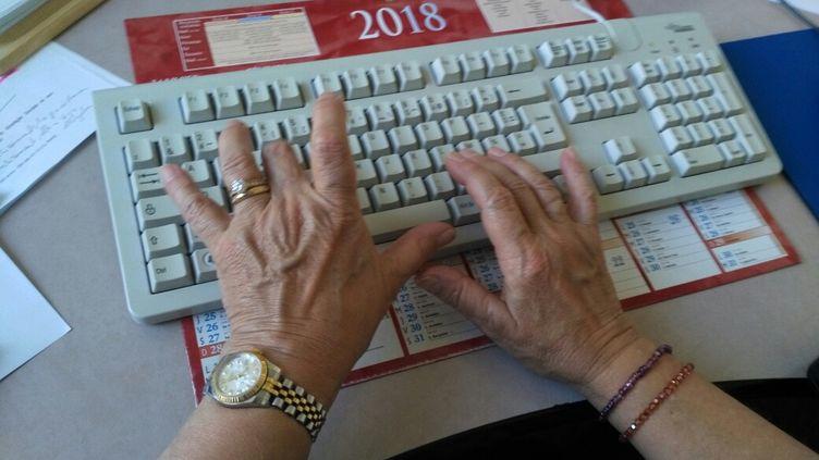 L'iIlectronisme, une nouvelle rupture sociale (FREDERIQUE MARIE / RADIO FRANCE)