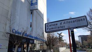 Caisse d'allocations familiales de Bobigny en Seine-Saint-Denis. (HAJERA MOHAMMAD / FRANCE-BLEU PARIS)