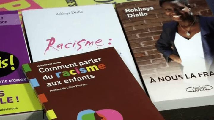 Rokhaya Diallo est l'auteur de plusieurs ouvrages sur le racisme  (France 3 / Culturebox)