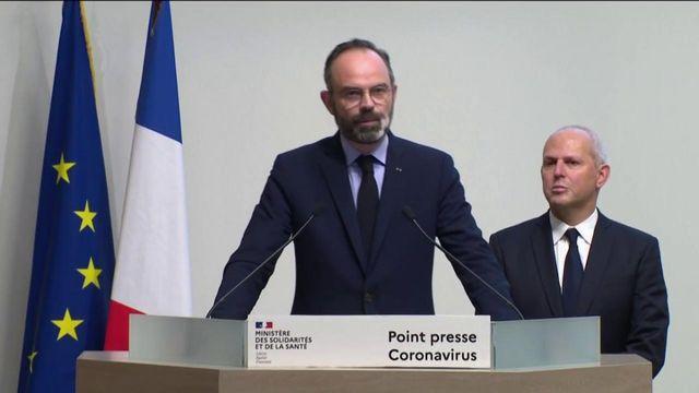 Coronavirus : Edouard Philippe fait de nouvelles annonces