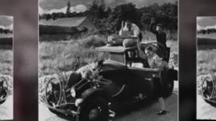 "Capture écran ""Photo Doisneau congés payés 1936"" (FRANCE 2)"