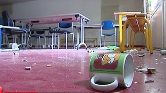 Écoles saccagées : la ville de Nice porte plainte