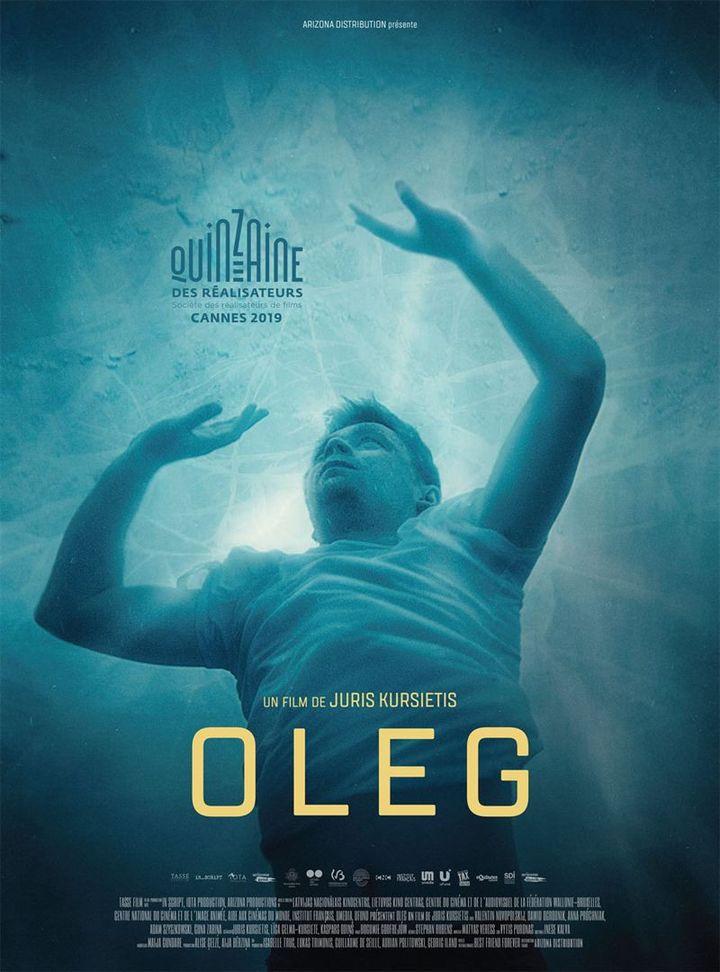 """L'affiche de """"Oleg"""" (DR)"""