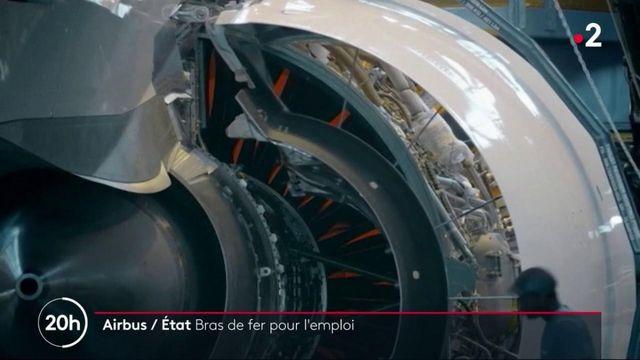 Airbus / État : un bras de fer pour l'emploi