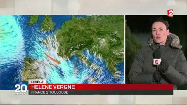 Nouvelle tempête : 11 départements en alerte