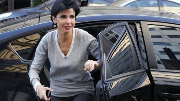 Rachida Dati (23 octobre 2011) (FRANCOIS GUILLOT / AFP)