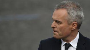 François de Rugy, le 14 juillet 2019. (LIONEL BONAVENTURE / AFP)