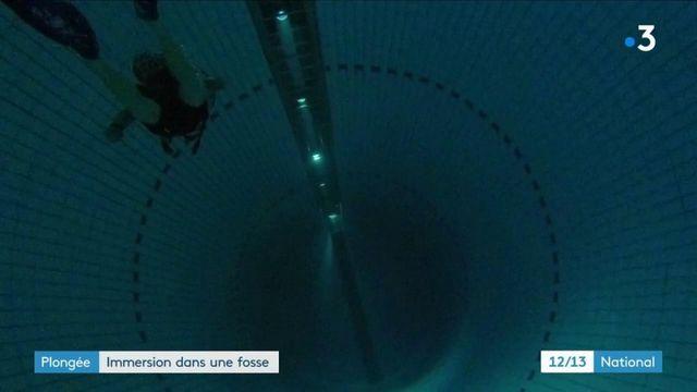 Plongée : de la fosse aux profondeurs de la mer