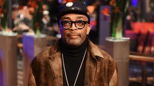 Spike à la Berlinale le 16 février 2015  (Ekaterina Chesnokova / RIA Novosti)