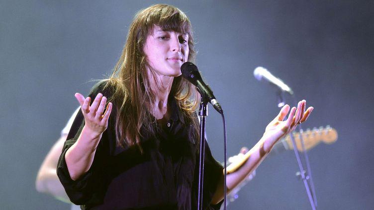 Juliette Armanet à Paris le 5 juillet 2017  ( SADAKA EDMOND/SIPA)