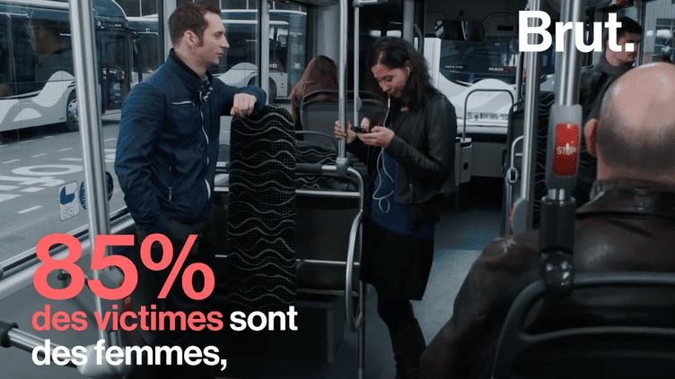 Plus de 260 000 victimes d'atteintes sexuelles dans les transports français (BRUT)