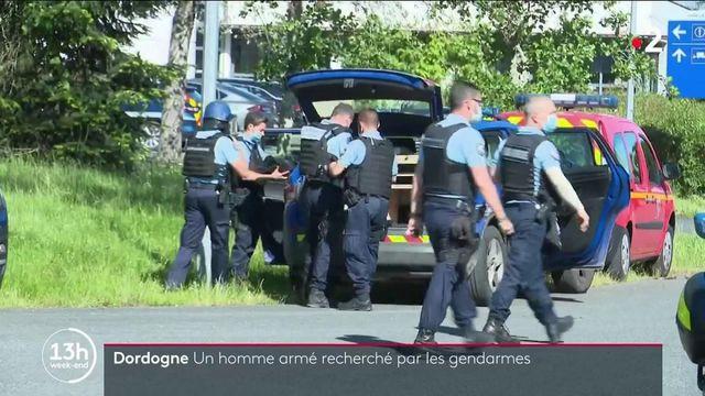 Dordogne : un homme armé recherché par les gendarmes