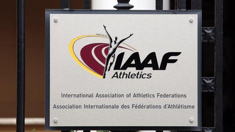(La Fédération internationale d'athlétisme (IAAF), dont le siège est à Monaco, dans l'attente d'un rapport sur le dopage © Reuters / Eric Gaillard)