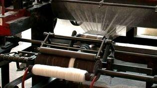 Métier à tisser du musée du Textile de Lavelanet  (France3/Culturebox)