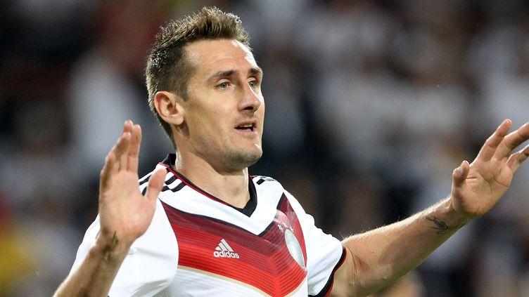 Miroslav Klose (DANIEL ROLAND / AFP)