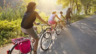 Les côtes àvélo, le défi permanent du cycliste... (GETTY IMAGES)