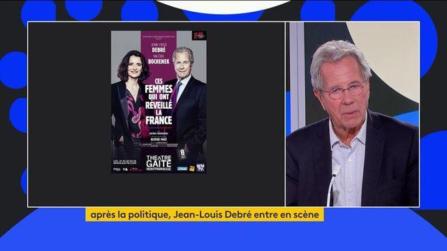 Culture : Jean-Louis Debré et Valérie Bochenek sur les planches