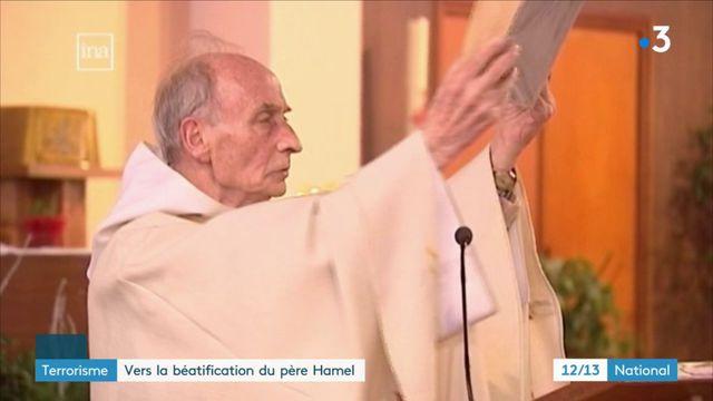 Terrorisme : le père Hamel bientôt béatifié
