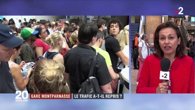 Gare Montparnasse : nouvelles difficultés attendues samedi 28 juillet