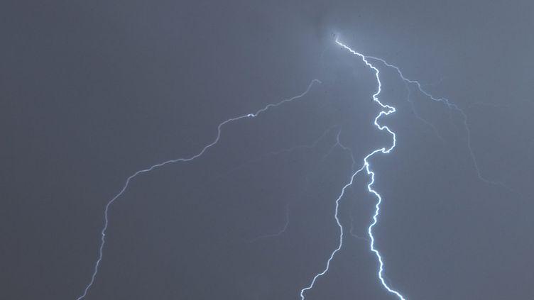 Des pluies diluviennes ont touché l'ouest de l'Aude jeudi 9 septembre 2021. (Photo d'illustration) (JC TARDIVON / MAXPPP)