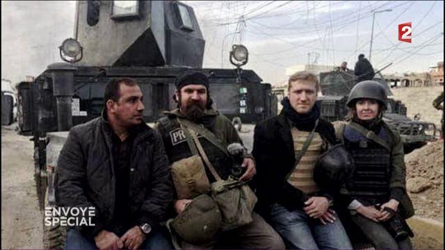 """Envoyé spécial. Mossoul, 19 juin, 12h45 : """"Soudain, le monde éclate..."""" Hommage aux journalistes tués en Syrie"""