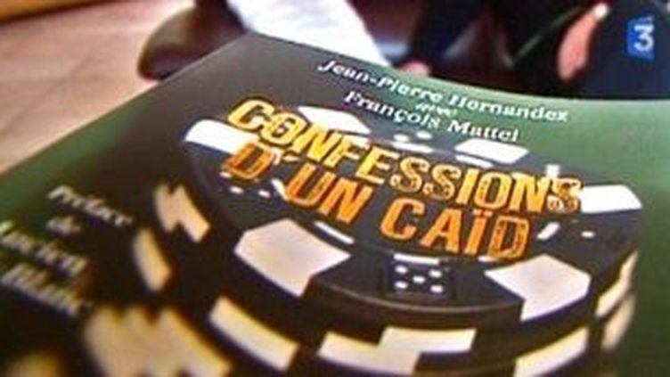 Mémoire d'un caid, le livre confession de Jean-Pierre Hernandez  (Culturebox)