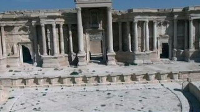 L'UNESCO s'inquiète pour la cité antique de Palmyre menacée par l'État islamique