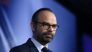 Le Premier ministre Edouard Philippe, le 16 décembre 2017 à Paris. (PHILIPPE LOPEZ / AFP)
