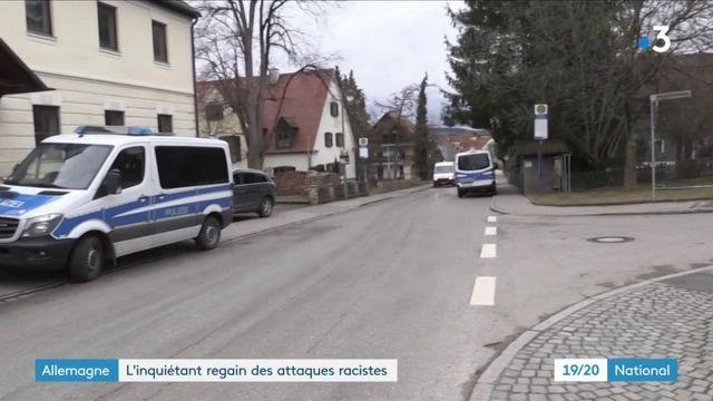 Allemagne : 9 500 attaques racistes en 2018