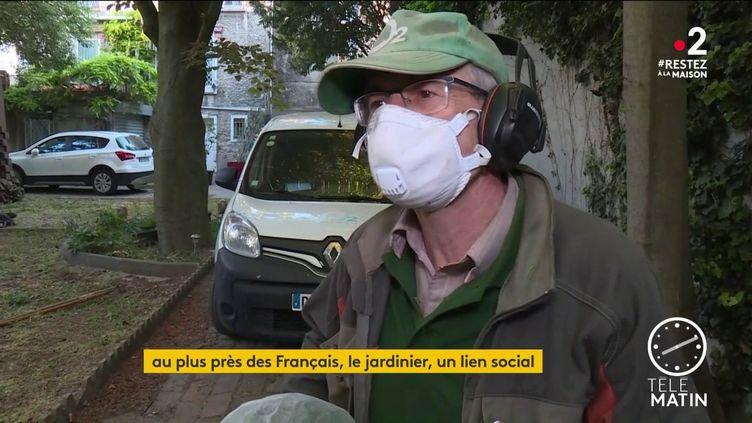 Hervé, un jardinier (France 2)