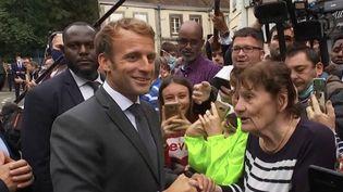 """""""France 2030"""" : un plan de campagne pour Emmanuel Macron ? (FRANCE 2)"""