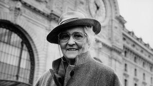 La psychanalyste Françoise Dolto. (DE ANDRADE-ANA / ONLY FRANCE)