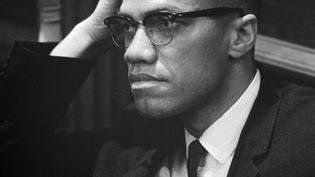 Malcom X, militant politique et défenseurs des droits des Afro-Américains. (ANN RONAN PICTURE LIBRARY / ANN RONAN PICTURE LIBRARY)