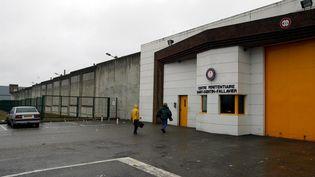 La prison de Saint-Quentin-Fallavier,située dans le département de l'Isère en région Auvergne-Rhône-Alpes. (MAXPPP)