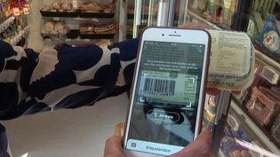 Suède : des épiceries high-tech en self-service (France 3)