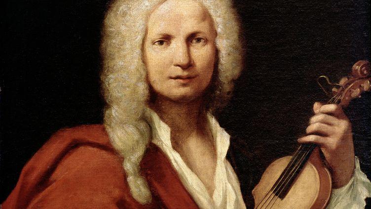 Portrait d'Antonio Vivaldi (1678-1741), peinture anonyme. Bologne, Civico Museo Bibliografico Musicale (Musée De La Musique). (Luisa Ricciarini / leemage / AFP)