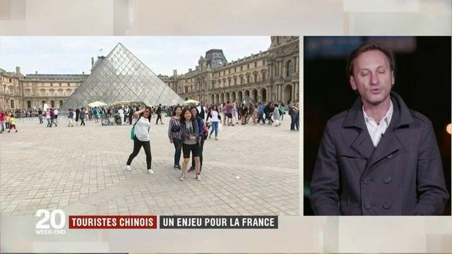 Touristes chinois : un enjeu pour la France