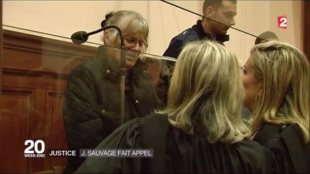 Justice : Jacqueline Sauvage fait appel de son maintien en détention
